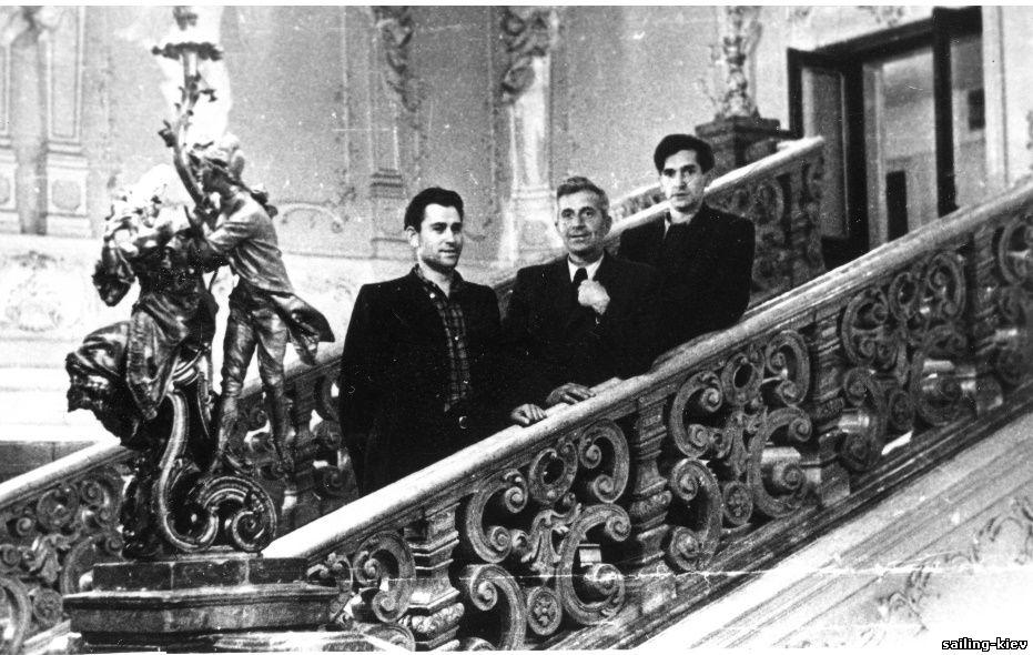Владлен Лалтионов, Владимир Бузовский, Петр Томашевский